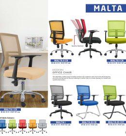 Kursi Kantor Inco Malta