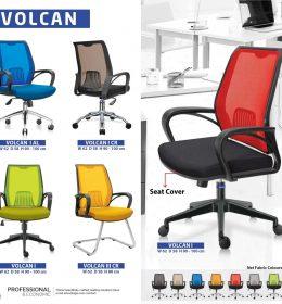 Kursi Kantor Inco Volcan